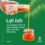 Lợi ích khi dùng mật hoa dừa Sokfarm